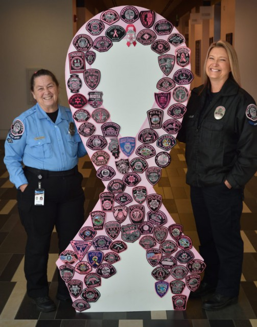 Westminster PD Raises over $2k during Breast Cancer Awareness Month!